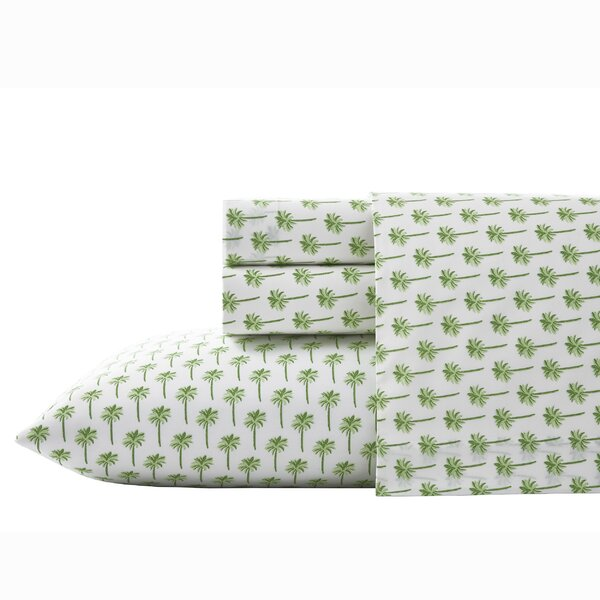 Fenwick 200 Thread Count 100% Cotton Sheet Set by Bay Isle Home